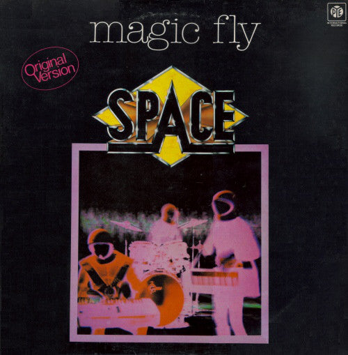 Space : Magic Fly (LP, Album)