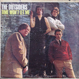 The Outsiders (4) : Time Won't Let Me (LP, Album, Mono, Jac)