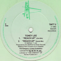 "Toney Lee : Reach Up (12"")"