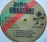 Creation Rebel : Rebel Vibrations (LP, Album)