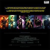 Tyler Bates : Watchmen - Original Motion Picture Score (LP, Album)