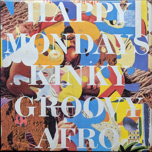 "Happy Mondays : Kinky Groovy Afro (12"")"