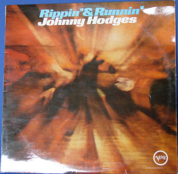 Johnny Hodges : Rippin' & Runnin' (LP, Album)