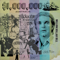 Billy Thorpe : Million Dollar Bill (LP, Album)