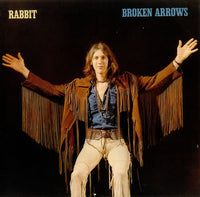 "John ""Rabbit"" Bundrick : Broken Arrows (LP, Album)"