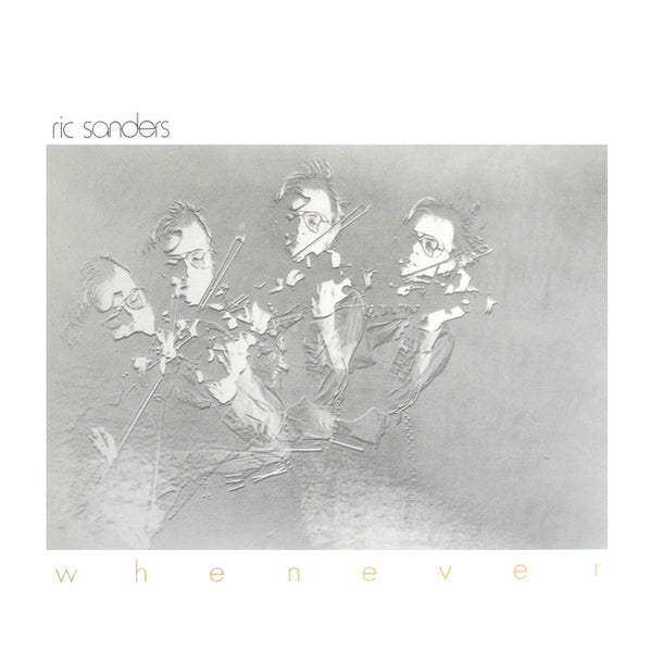Ric Sanders : Whenever (LP, Album)