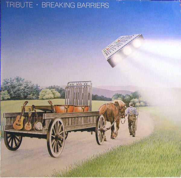 Tribute (5) : Breaking Barriers (LP, Album)