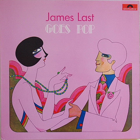 James Last & His Orchestra* : James Last Goes Pop (LP, Album)