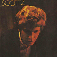 Scott Walker : Scott 4 (HDCD, Album, RE, RM)