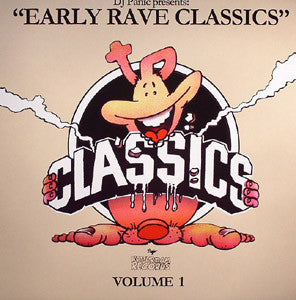 "DJ Panic : Early Rave Classics Volume 1 (12"", Comp)"