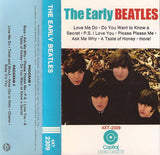 The Beatles : The Early Beatles (Cass, Album, Comp)