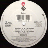 "Deee-Lite : Groove Is In The Heart (12"")"