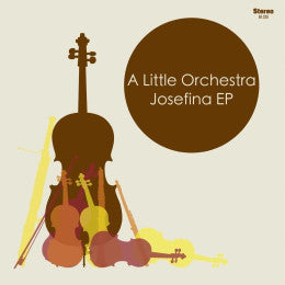 "A Little Orchestra : Josefina (7"", EP, Ltd, Num)"