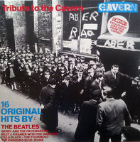 Various : Tribute To The Cavern (LP, Comp, Mono)