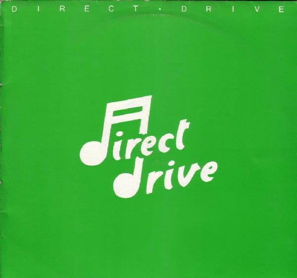 "Direct Drive (3) : Don't Depend On Me (12"", Blu)"