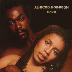 Ashford & Simpson : Send It (LP, Album, Win)