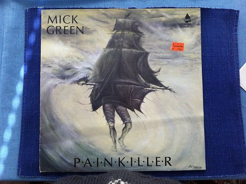 Mick Green : Painkiller (LP)