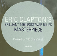 Eric Clapton : From The Cradle (2xLP, Album, RE, Gat)