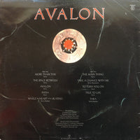 Roxy Music : Avalon (LP, Album)