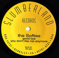 "The Softies : Loveseat (7"")"