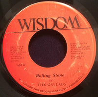 "The Gaylads : Rolling Stone (7"", Single)"