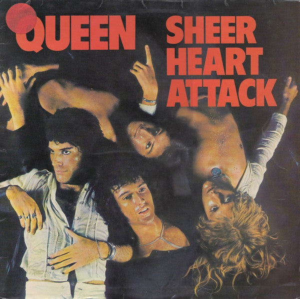 Queen : Sheer Heart Attack (LP, Album)
