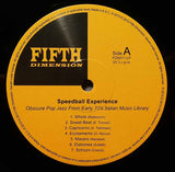 Various ‎– Speedball Experience (Obscure Pop Jazz From Early 70's Italian Music Library) (VG+ / VG+)