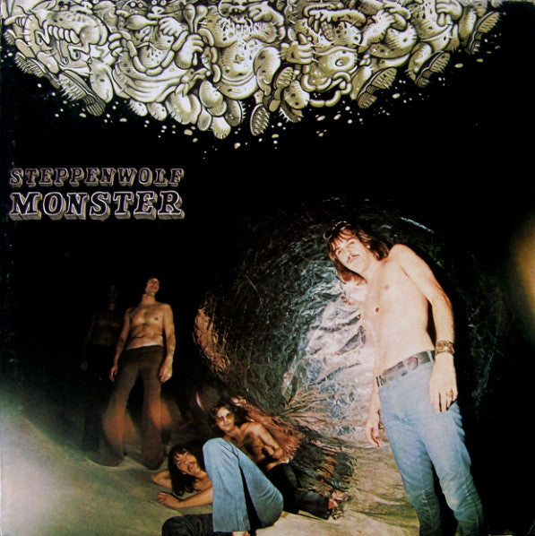 Steppenwolf : Monster (LP, Album)
