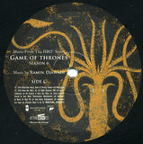 Ramin Djawadi : Game Of Thrones (Music From The Hbo Series) Season 6  (2xLP, Album, 180 + LP, S/Sided, Etch)