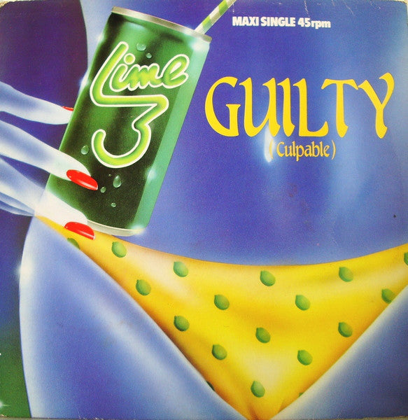 "Lime (2) : Guilty = Culpable (12"", Maxi)"