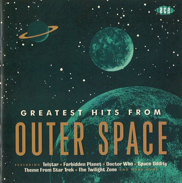 Various : Greatest Hits From Outer Space (CD, Comp)