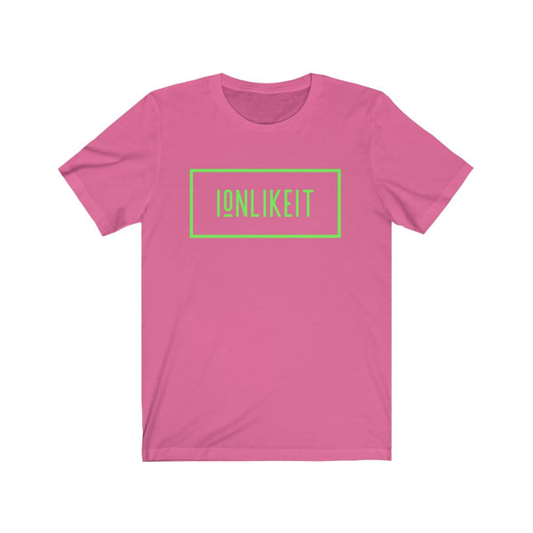 Ion Like It™  Neon Jersey Short Sleeve Tee