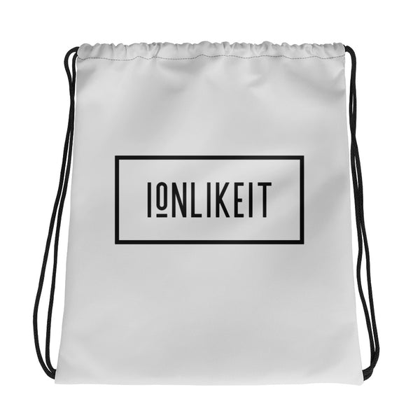 Ion Like It™ Drawstring bag