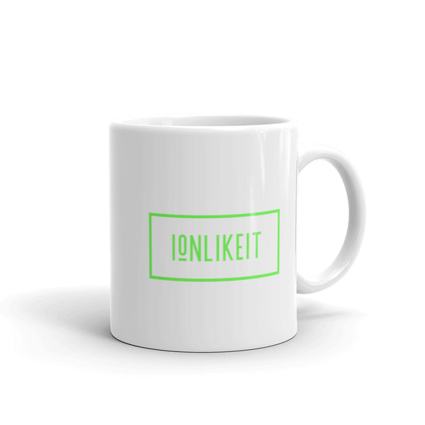 Ion Like It Mug (Neon)