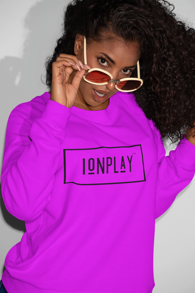IonPlay Sweatshirt (HotPink/Black)