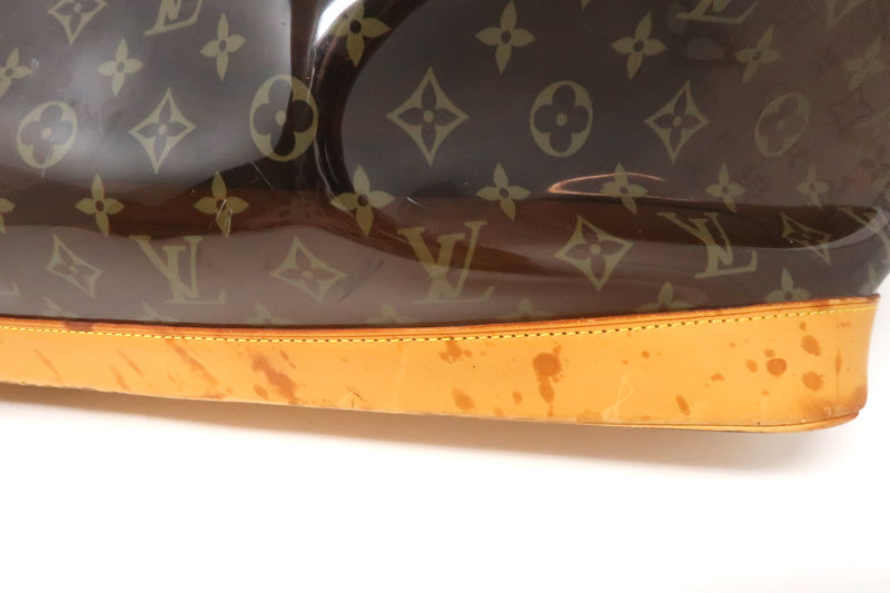 Louis Vuitton Vinyl Cabas Sac Ambre GM
