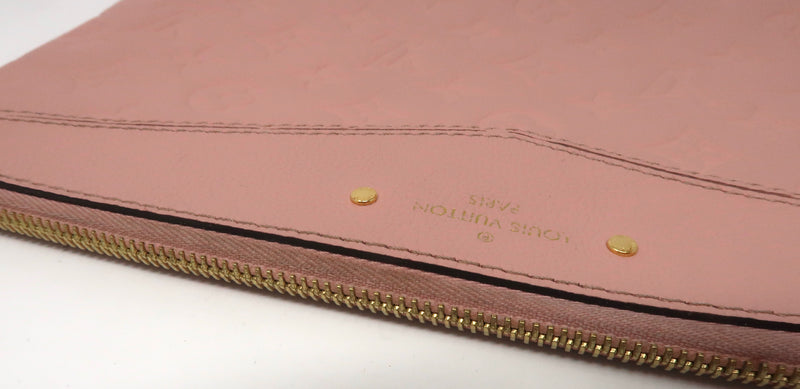 Louis Vuitton Empreinte Daily Pouch Rose Pink