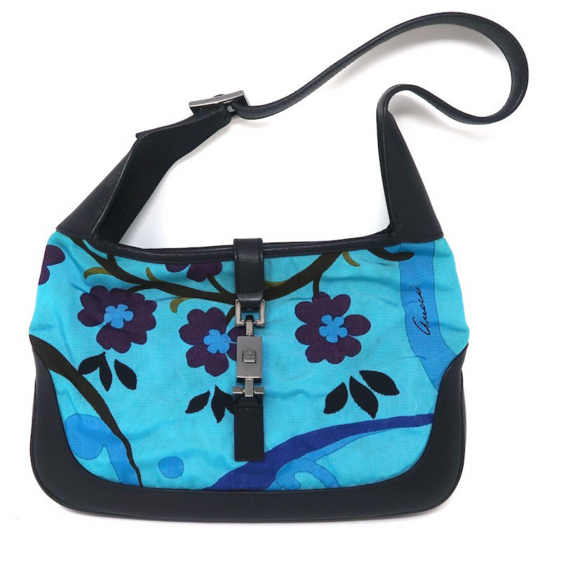 Gucci Jackie O Floral Hobo