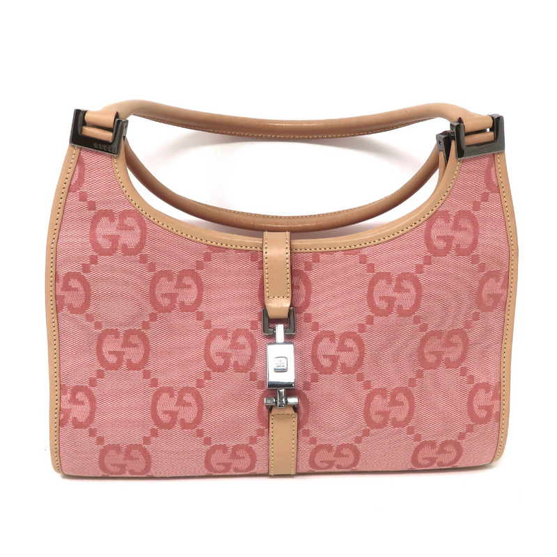 Gucci Jackie O Pink Top Handle