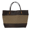 Gucci Brown Monogram Tote