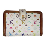 Louis Vuitton Multi French Wallet