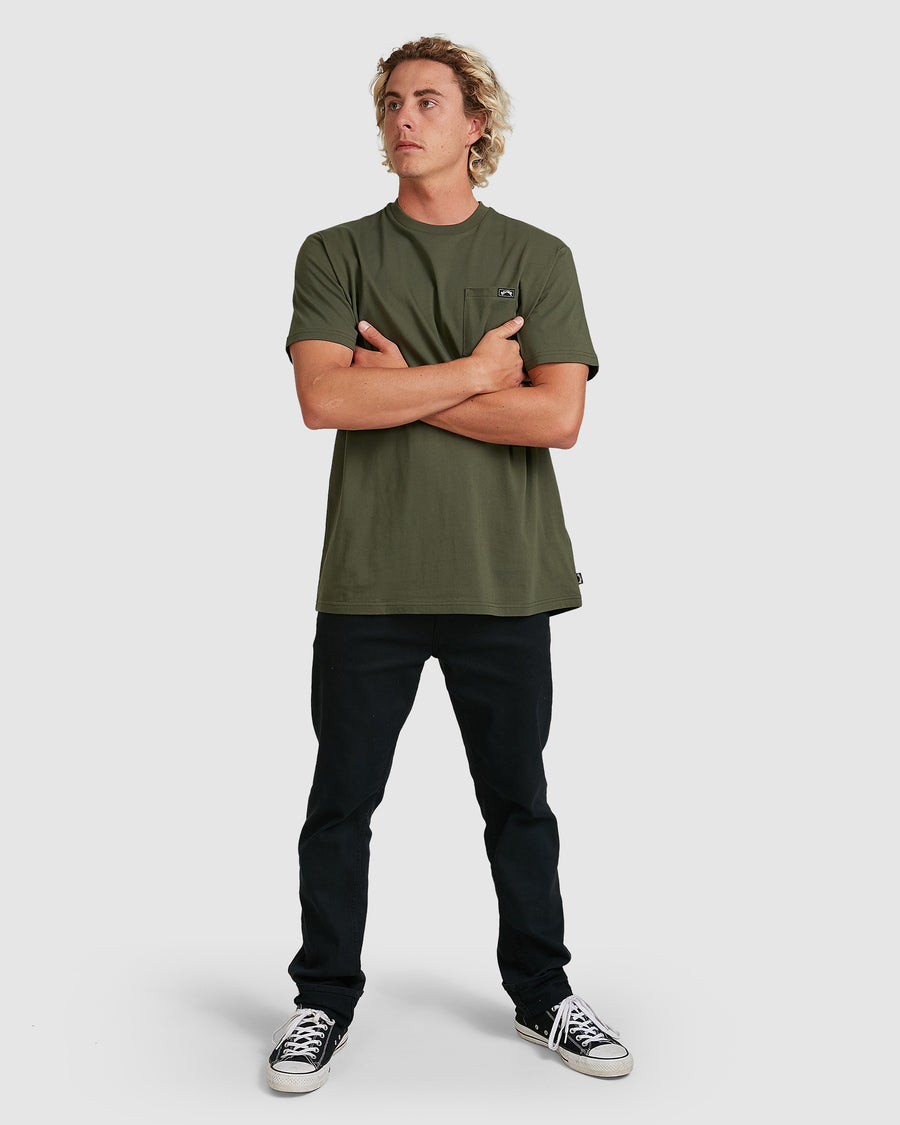 Billabong Premium Pocket Tee