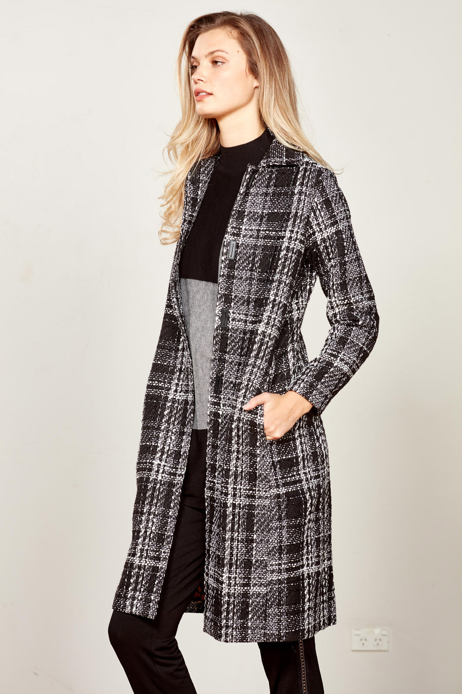 Lemon Tree Willow coat