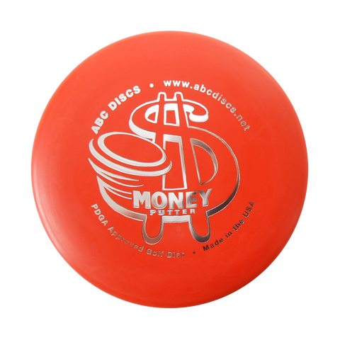 ABC Bronze Money Putter Disc Golf Disc