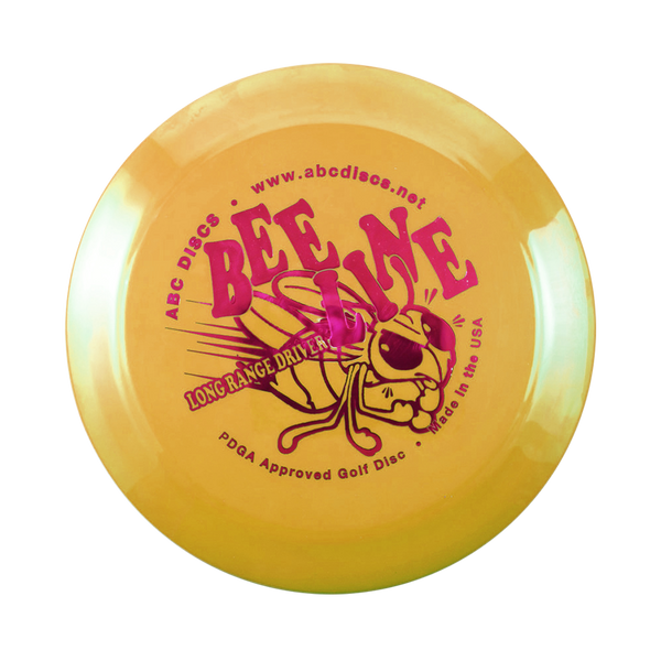 ABC Platinum Bee Line Distance Driver Disc Golf Disc