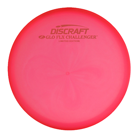 Discraft Limited Edition Glo Elite Z FLX Challenger Putter Disc Golf Disc