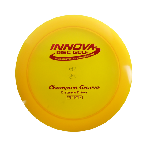 Innova Champion Groove Distance Driver Disc Golf Disc