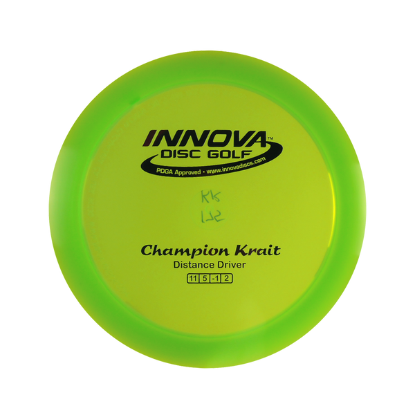 Innova Champion Krait Distance Driver Disc Golf Disc