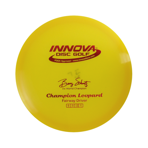 Innova Champion Leopard Fairway Driver Disc Golf Disc