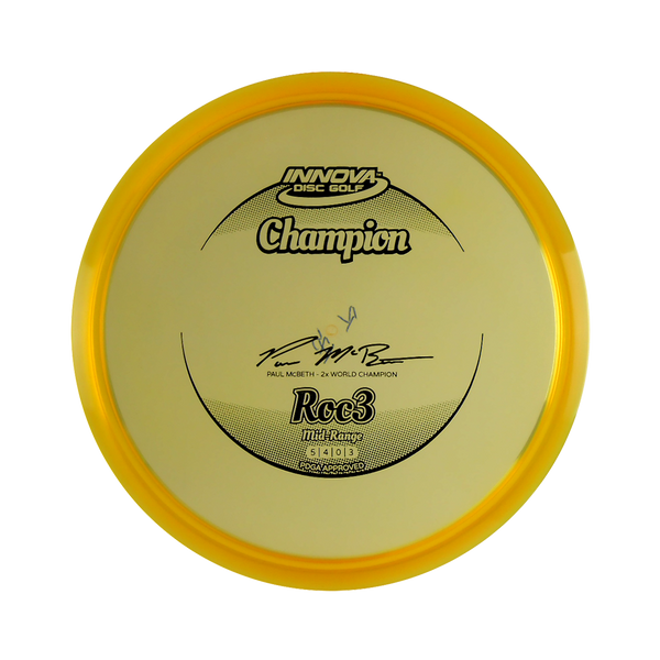 Innova Champion Roc3 Midrange Disc Golf Disc